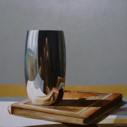 Valentin Reimann, 1001, Stilleben, Realismus, Expressionismus