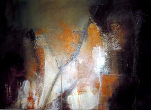 Ingrid Kainz, Sehnsucht, Diverses, Abstraktes, Moderne