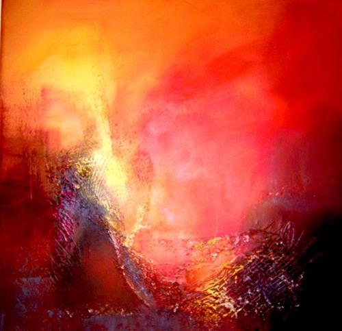 Ingrid Kainz, Eni, Abstraktes, Diverses, Abstrakte Kunst
