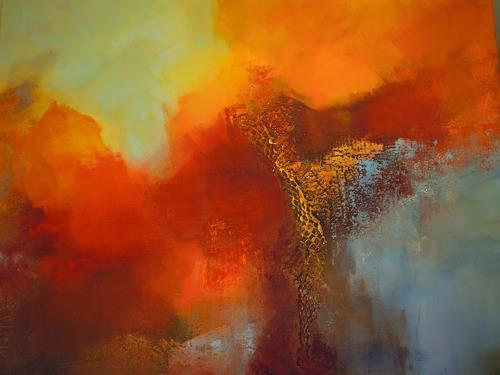 Ingrid Kainz, Sinuma, Abstraktes, Abstraktes, Abstrakte Kunst, Expressionismus