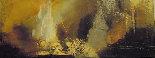 Ingrid Kainz, Herbstlich, Abstraktes, Abstraktes, Abstrakte Kunst