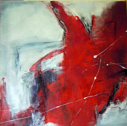Ingrid Kainz, Stella, Abstraktes, Abstrakte Kunst
