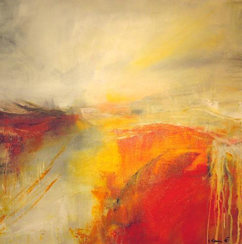 Ingrid Kainz, Neue Welt, Abstraktes, Abstrakte Kunst
