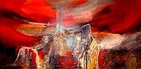 Ingrid-Kainz-Abstraktes-Diverse-Landschaften-Moderne-Abstrakte-Kunst