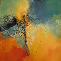 Ingrid-Kainz-Abstraktes-Abstraktes-Moderne-Abstrakte-Kunst