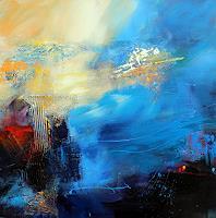 Ingrid-Kainz-Abstraktes-Natur-Wasser