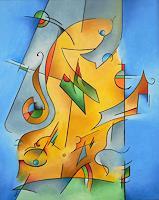 born2paint-Abstraktes-Moderne-Kubismus