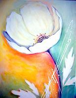 Caecilia-Schlapper-Pflanzen-Blumen-Moderne-Naturalismus