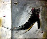 Caecilia-Schlapper-Abstraktes-Abstraktes-Moderne-Abstrakte-Kunst-Informel