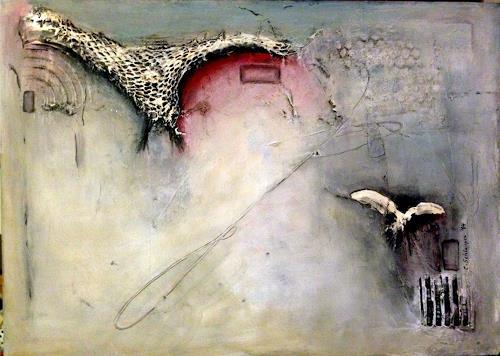 Cäcilia Schlapper, die Überflieger, Abstraktes, Informel, Abstrakter Expressionismus