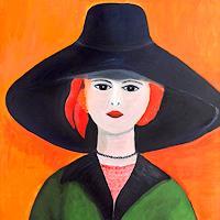 Agnes-Varsanyi-Menschen-Moderne-Art-Deco