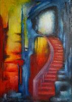 Lydia-Harmata-Architektur-Abstraktes-Moderne-Abstrakte-Kunst