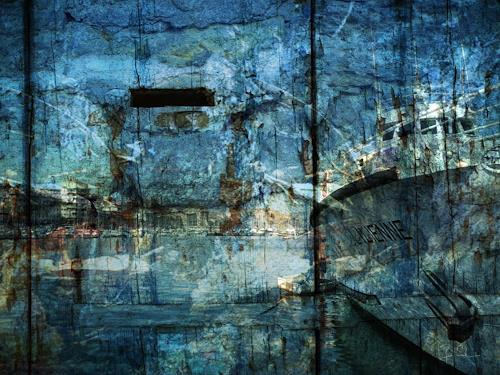 Bianka Schüssler, Behind the scenes, Abstraktes, Abstrakte Kunst
