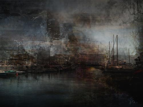 Bianka Schüssler, OT, Abstraktes, Abstrakte Kunst, Expressionismus