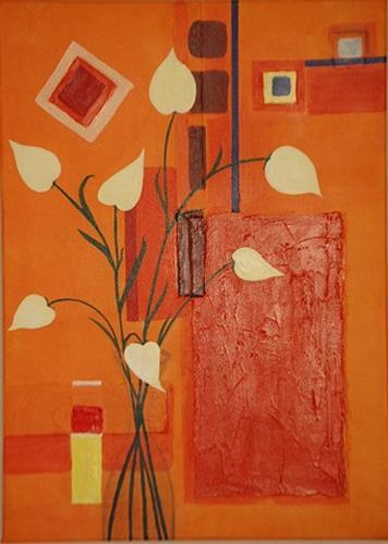 Eri-Art, 0.T, Abstraktes, Dekoratives, Abstrakte Kunst