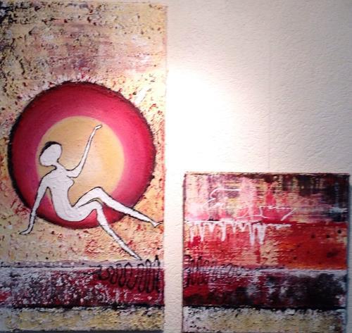 Eri-Art, O.T, Menschen: Frau, Fantasie, Moderne