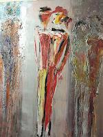 Eri-Art-Diverses-Karneval-Moderne-expressiver-Realismus