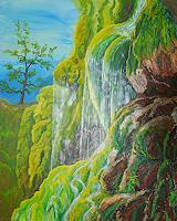 Frank-Ziese-Fantasie-Natur-Gestein-Moderne-Impressionismus