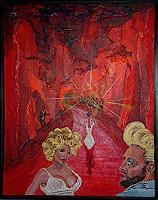 Frank-Ziese-Gesellschaft-Menschen-Gruppe-Moderne-Impressionismus