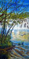 Frank-Ziese-Pflanzen-Baeume-Natur-Wasser-Moderne-Impressionismus