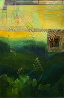 Sebastian-Burckhardt-Diverses-Natur-Wald-Gegenwartskunst-New-Image-Painting