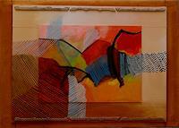 Sebastian-Burckhardt-Abstraktes-Landschaft-Berge-Moderne-Abstrakte-Kunst