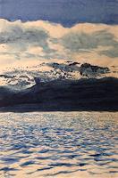 Sebastian-Burckhardt-Landschaft-Berge-Landschaft-Winter-Gegenwartskunst-New-Image-Painting