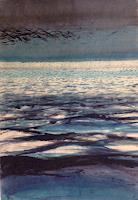 Sebastian-Burckhardt-Landschaft-See-Meer-Natur-Wasser-Gegenwartskunst-Gegenwartskunst