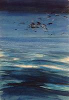 Sebastian-Burckhardt-Landschaft-See-Meer-Bewegung-Gegenwartskunst-Gegenwartskunst