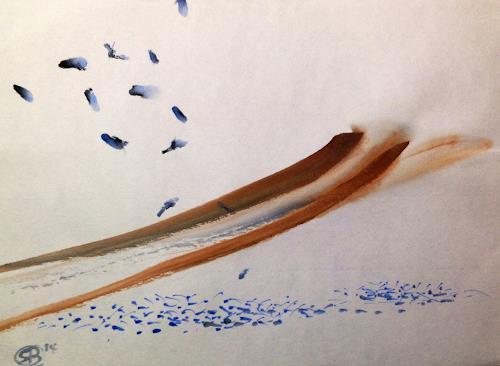 Sebastian Burckhardt, Vol, Vol, Vol, Situationen, Natur: Luft, Abstrakte Kunst, Expressionismus