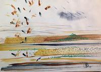 Sebastian-Burckhardt-Natur-Diverse-Zeiten-Sommer-Gegenwartskunst-New-Image-Painting