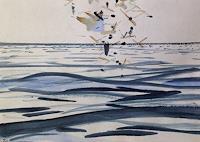 Sebastian-Burckhardt-Landschaft-See-Meer-Natur-Diverse-Gegenwartskunst-Gegenwartskunst