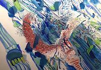 S. Burckhardt, Ein Krebs beobachtet durch einen Tintenfisch