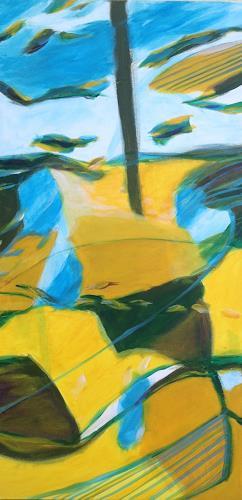 Sebastian Burckhardt, Wind, Landschaft, Fantasie, Gegenwartskunst