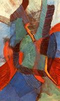 Sebastian-Burckhardt-Menschen-Fantasie-Moderne-Abstrakte-Kunst-Informel