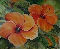 Anett-Struensee-Pflanzen-Blumen-Natur-Moderne-Naturalismus