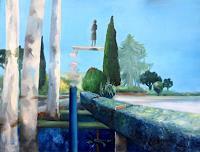 Doris-Koutras-Diverse-Landschaften-Gegenwartskunst-Postsurrealismus