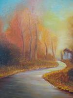 Meltem-Gioli-Landschaft-Herbst-Moderne-Impressionismus