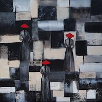 Meltem-Gioli-Menschen-Frau-Moderne-Abstrakte-Kunst