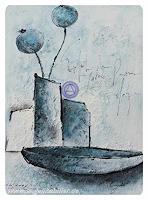 Angelika-Hiller-Abstraktes-Stilleben-Moderne-Abstrakte-Kunst