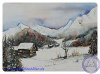 Angelika-Hiller-Landschaft-Berge-Landschaft-Winter-Gegenwartskunst-Gegenwartskunst