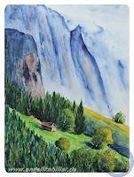 Angelika-Hiller-Landschaft-Berge-Landschaft-Fruehling-Gegenwartskunst-Gegenwartskunst