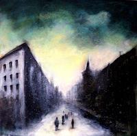 Ania Pospiech, the city