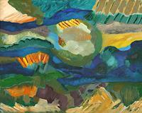 A. Enz, Blauer Reiter:Hommage à Kandinsky