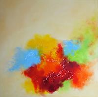 Sylva-Kanderal-Fantasie-Moderne-Abstrakte-Kunst