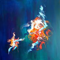 Sylva-Kanderal-Abstraktes-Moderne-Abstrakte-Kunst