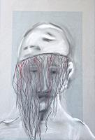Imke-Kreiser-Menschen-Gesichter-Skurril-Gegenwartskunst-Gegenwartskunst