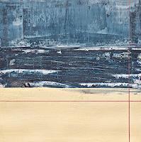 Imke-Kreiser-Abstraktes-Landschaft-Strand-Gegenwartskunst-Gegenwartskunst