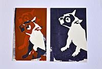 Imke-Kreiser-Tiere-Land-Diverse-Tiere-Gegenwartskunst-Gegenwartskunst