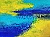 Hanni Smigaj, abstract III - 2019, Abstraktes, Abstraktes, Informel